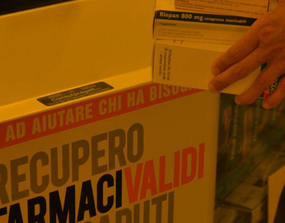Dai nuova vita ai farmaci inutilizzati non scaduti grazie al Banco Farmaceutico