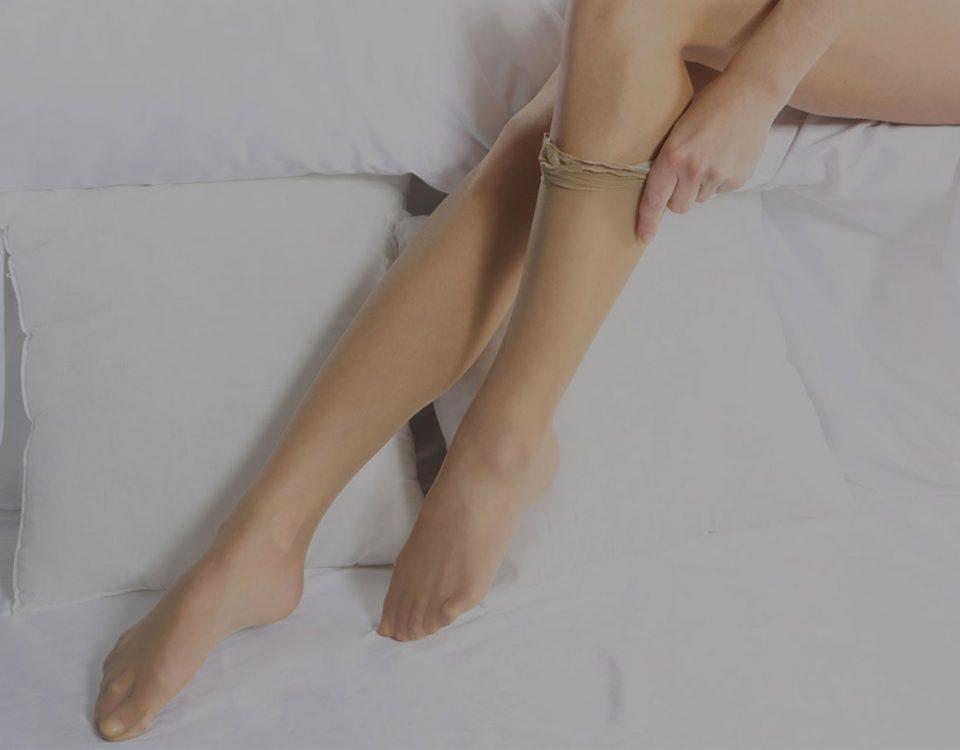 Un sollievo per le gambe gonfie