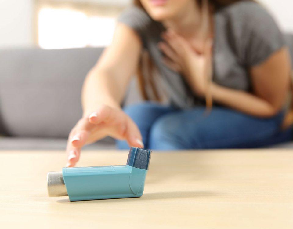 Asma: la malattia che lascia senza fiato